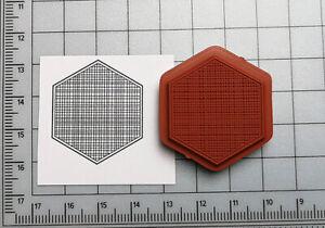 Stampin' Up! Stempel Sechseck Stoff Gewebe Textil aus Six-Sided Sampler Stamp Se
