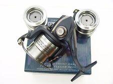 Drennan Feederrolle FD4000 mit 3 Metallspulen und superfeiner Frontbremse