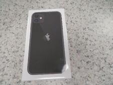 *BRAND NEW* Apple iPhone 11-128GB -Black (Verizon) A2111 (CDMA + GSM)MWKU2LL/A