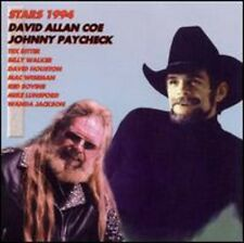 Various Artists, David Allan Coe - Stars 1994 [New CD]
