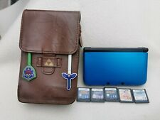 Nintendo 3DS XL Video Game Console - Blue