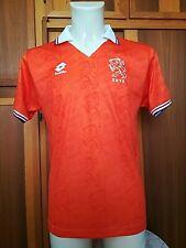 Shirt Olanda KNVB Maglia Lotto Mondiali '94 Trikot Camiseta Maillot vintage