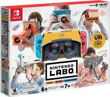 Labo Toy-Con 04 VR Goggles Blaster Elephant Bird Kit Nintendo Switch