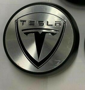 Tesla Wheel Center Cap USED 10-000355-00