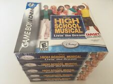 High School Musical: Livin' the Dream Target Exclusive Nintendo Game Boy Advance