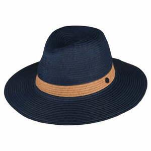 Joules Hats Dora Summer Fedora Hat - Navy Blue