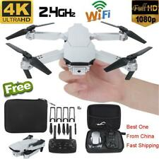2.4G E68 Wi-fi FPV Mini Drone gran angular HD Cámara 1080P Plegable Drone Cuadricóptero