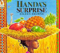 Handa's Surprise (Walker Paperbacks)-ExLibrary