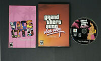 Grand Theft Auto Vice City GTA Sony PlayStation 2 PS2 Game
