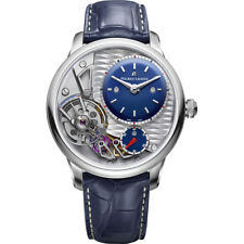 Reloj Maurice Lacroix Masterpiece MP6118-SS001-434-1 Masterpiece Gravity Blue