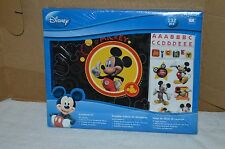 Disney EK Success 132 Pcs Postbound Album Scrapbook Kit - Mickey--NEW!