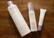 Meaningful Beauty 3 pc Set Kit Cleanser Antioxidant Day Creme Eye Creme SEALED!