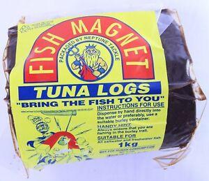 Neptune Tackle Tuna Burley Log - 1kg TL1000