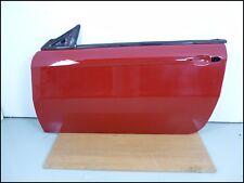 ALFA ROMEO GT PASSENGER SIDE LEFT FRONT DOOR IN RED 2003-2010