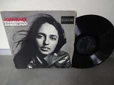 JOAN BAEZ Farewell Angelina VANGUARD UK PRESS SVRL19018 LP