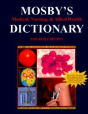 Mosbys Dictionary Medical Nursing and Allied 4ED (Mosby's Dictionary of Medicin