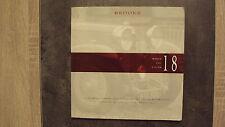 Catalogue de vente en anglais - BROOKS - 18 mars 1991