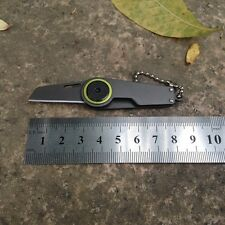 EDC keychain Mini Pocket Tool Military Knife Blade  Survival Self Defence Gear