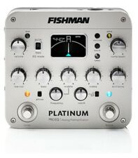 Fishman Platinum PRO EQ/DI Pro Pre-amp and DI Box for Acoustic Instruments