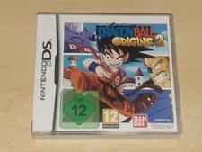 Orígenes Dragonball 2 Nintendo DS 3DS Reino Unido Juego ** GRATIS UK FRANQUEO **