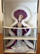 Fantasy Goddess of Arctic Barbie 2001 - Bob Mackie Designer 4th in Series