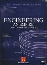 Engineering An Empire History Channel  DVD Complete Series Architectural  Design