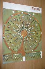 PIRELLI RIVISTA D'INFORMAZIONE E TECNICA N.1-2 1970 DUNLOP CONGRESSO AJA MEUDON