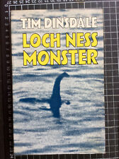 LOCH NESS MONSTER Tim Dinsdale rare UK 2nd Ed cryptozoology mystery animals rare