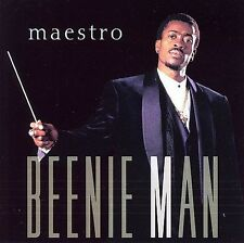 Maestro by Beenie Man (CD, 1996, VP, Inc)