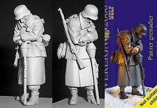 Sovereign 2000 Alemán panzer granadero frío Segunda Guerra Mundial Kit de 1/35