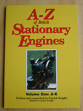 A - Z of British Stationary Engines Vol 1 A to K