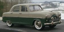 Lansdowne Models 1954 Ford Zephyr Zodiac Mk.I Dorchester Grey/Canterbury Green
