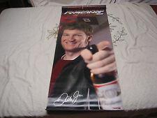 Budweiser Nascar Dale Earnhardt Jr Promo Vinyl Banner Rare 60 X 22 NEW