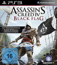 Assassin's Creed IV: Black Flag -- Bonus Edition OVP / New&sealed PlayStation 3