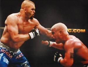 Chuck Liddell & Tito Ortiz UFC 11x14 Photo Picture 47 66 The Ultimate Fighter 11