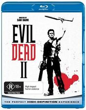 Bruce Campbell Horror DVD & Blu-ray Movies