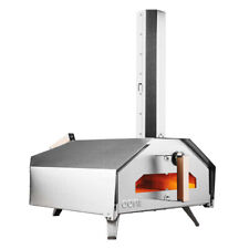OONI PRO forno per pizza portatile professionale a legna o carbone vegetale