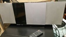 Panasonic Sc-hc38db Cd And Bluetooth Player with Remote Control