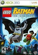 Lego Batman, New xbox_360, Xbox 360 Video Games
