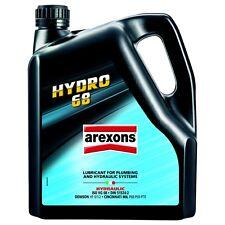 Arexons Hydro 68 Olio Lubrificante idraulico 4 LITRI veicoli industrial trattori