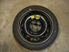 VAUXHALL ASTRA VECTRA ZAFIRA SPACE SAVER SPARE WHEEL 115/70/16R 92M  15#201