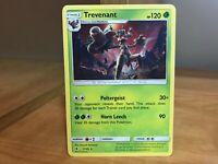 Pokemon Card Trevenant 7/145 Guardians Rising Rare in Good Condition!