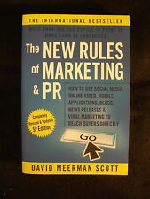 The New Rules of Marketing and PR : How to Use Social Media, Online Video, Mo...