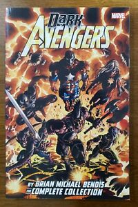 Dark Avengers Brian Michael Bendis Complete Collection Marvel TPB GN OOP HTF NEW