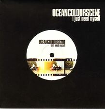 "OCEAN COLOUR SCENE i just need myself/i wanna see the bright lights 7"" PS EX+"