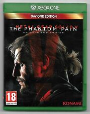 METAL GEAR SOLID V THE PHANTOM PAIN DAY ONE EDITION / Jeu XBOX ONE / TBE