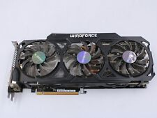 Gigabyte AMD Radeon R9 290 4GB GDDR5 PCIe  HDMI DisplayPort DVI GV-R929OC-4GD