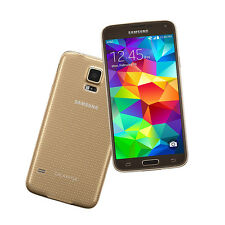 5.1'' Samsung Galaxy S5 G900F - 4G LTE Android Mobile Phone - Copper Gold