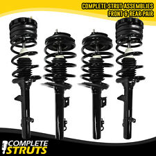 96-07 Ford Taurus Quick Complete Struts / Shocks & Coil Springs with Mounts x4