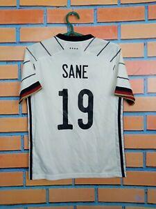 Sane Germain Jersey 2020 Home Kids Boys 11-12 Shirt Adidas EH6103